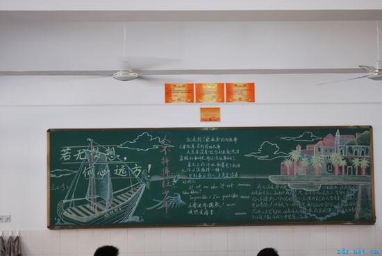 9月份 新学期新气象 主题黑板报评比结果公告